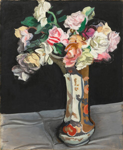 《薔薇》 1932年 油彩・カンヴァス