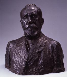 《ピュヴィス・ド・シャヴァンヌ》 1891年 ブロンズ