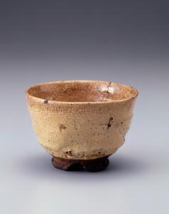 《萩茶碗》 江戸時代 17世紀 陶器